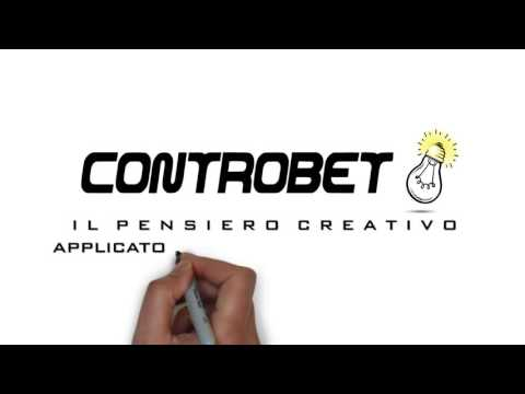 Il logo animato di CONTROBET