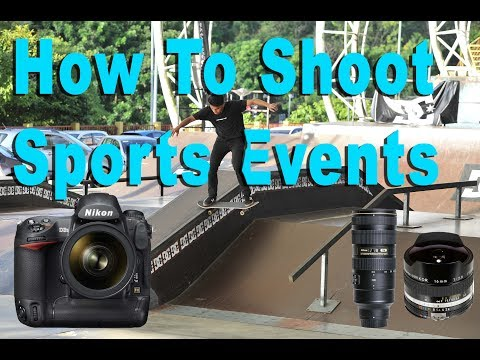 How To Shoot Skateboard Events | PhotoVlog 03 | Events Photography Malaysia