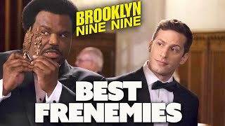 Doug Judy & Jake Peralta: BEST FRENEMIES | Brooklyn Nine-Nine | Comedy Bites