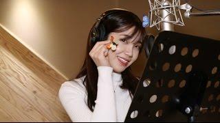 Jeong Eun Ji (정은지) 2nd Mini Album  '너란 봄' Recording Making Film