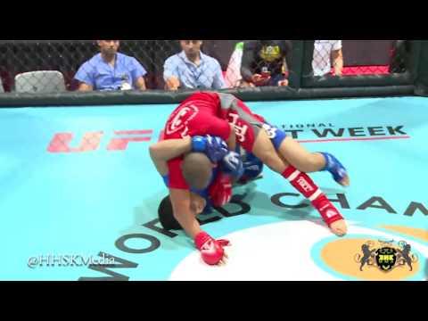Fahad Abdulrazaq  ×  Nikolay Ivaylov - IMMAF WORLD CHAMPIONSHIPS AMATEUR