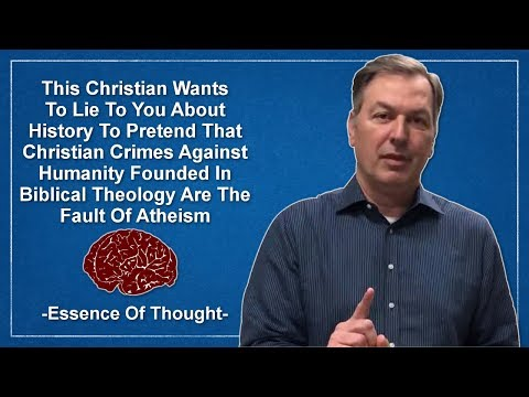 Secular Humanism Kills Bad History & Terrible Reasoning