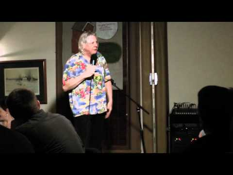 Charlie Weiner Performs as part of the Warehouse Steak n Stein Comedy Club (EXPLICIT)