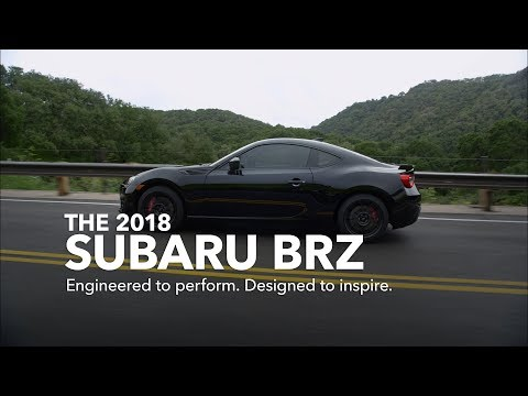 2018 Subaru BRZ I Vehicle Highlights