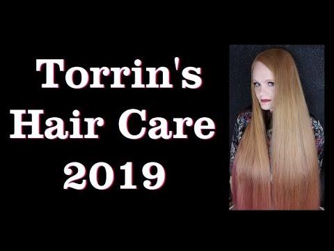 Torrin's Hair Care 2019