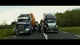 Audi A8 vs mersedes E-class - фрагмент из фильма