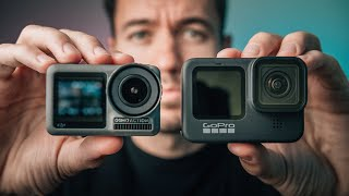 Die beste Action-Cam, aber nicht der beste Deal! GoPro Hero 9 Review vs. DJI Osmo Action