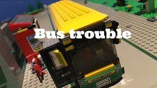 Bus trouble (Lego Animation)