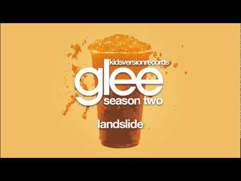 Glee  Landslide Full Studio Version + Lyrics Download