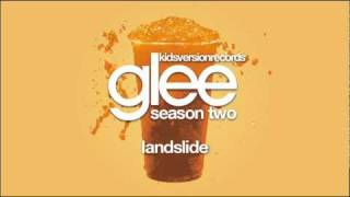 Glee - Landslide (Full Studio Version) + Lyrics (Download)