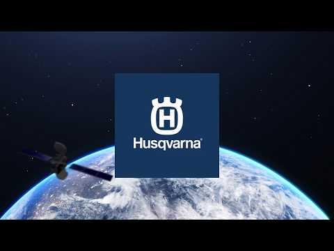 HUSQVARNA présente EPOS, le nouveau système de guidage par satellite pour Automower® PROS