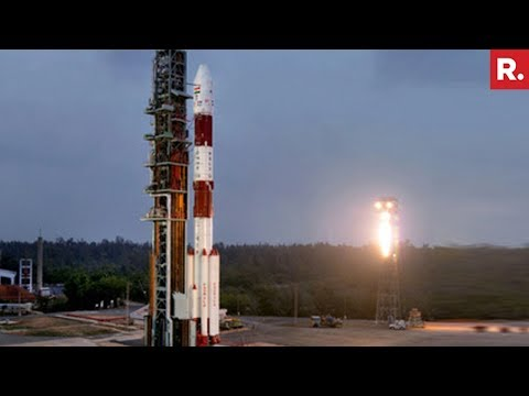 100th Satellite Launched By India - PSLV C40