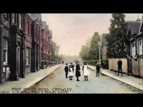 Crawley - A New Town Learning