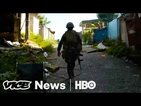 Thumbnail: Marawi After ISIS & New Delhi Smog: VICE News Tonight Full Episode (HBO)