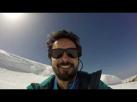 Lebanon: Learning to Snowboard