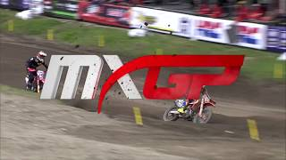 Cairoli passes Gajser - What a Race 2 at the MXGP of Trentino 2019