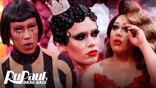 Watch Act 1 of S5 E6 👗 The Charles Family Backyard Ball | RuPaul's Drag Race All Stars