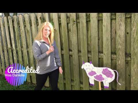 Elmhurst KinderCare's Purple Cow