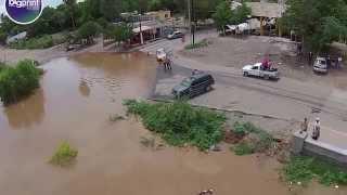 Rio Sinaloa 23 de Agosto del 2015.