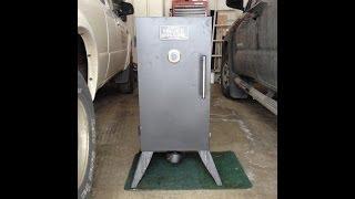 Smoke Hollow Electric Smoker And How To Smoke Pork Tenderloin Video #2