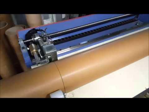 Otomatik Karton Kağıt Masura Kesim Bayraklar Ambalaj&Makina