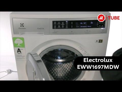 Стиральная машина с сушкой Electrolux EWW1697MDW
