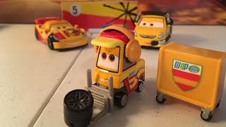 Disney Pixar Cars Honk Cho diecast review
