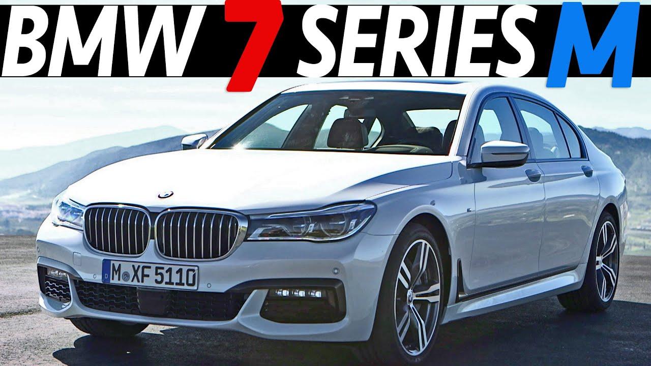 BMW 7 Series M Sport 2016 Interior  Exterior walkaround  YouTube