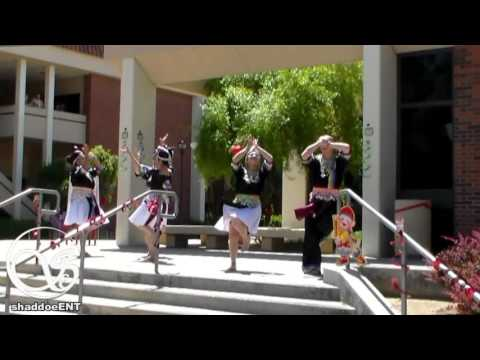 TNNLX performance at Fresno City College Asian Fest 2016