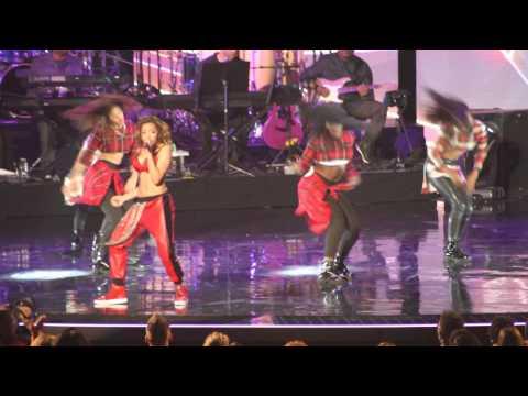 Tinashe 2 ON Soul Train Music Awards 2014