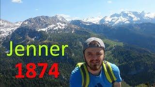 Альпы, Германия - Гора Jenner