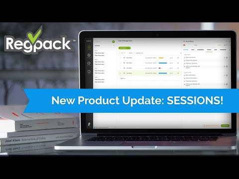 New Product Update: Sessions