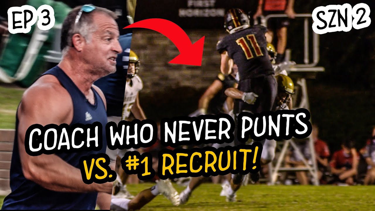 Download The Coach Who Never Punts AVENGES Last Season's Loss! Pulaski Preps For #1 RECRUIT In Nation!