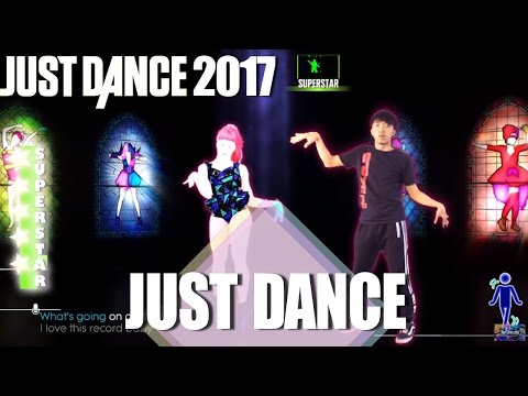🌟 Just Dance 2017 Unlimited: Just Dance - Lady Gaga feat Colby O'Donis 🌟