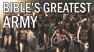 Seize Opportunity like Joab - Leader of Bible's Greatest Army