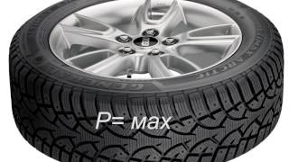 видео Какое давление в шинах выбрать?