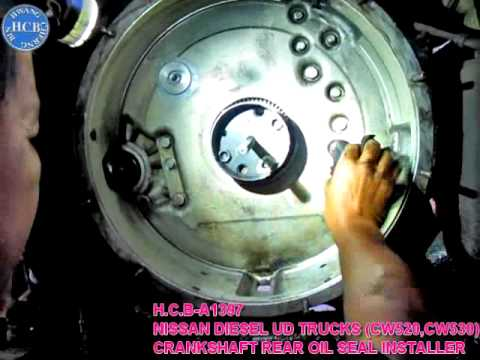 Nissan Diesel Truck >> H.C.B-A1397 NISSAN DIESEL UD TRUCKS (CW520,CW530 ...