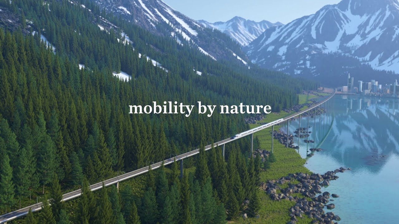 Alstom | Mobility by nature - YouTube