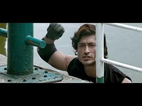 commando 2 movie fight scene - vidyut jamwal fight scene reaction