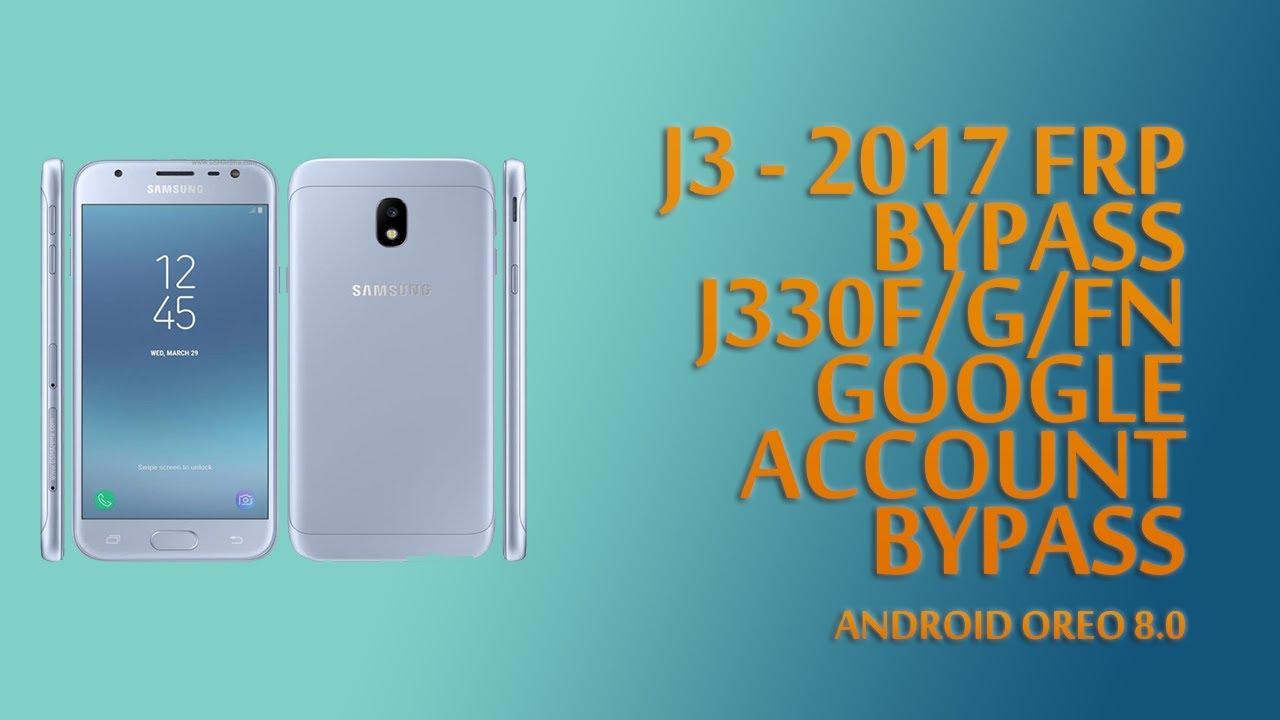 Bypass FRP Google Account Samsung J3-2017 Oreo 8 0 latest method 2018 by  Lindi Fcim