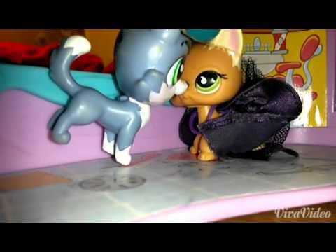 LPS Littlest Pet Shop Music video (MAGIC-RUDE)