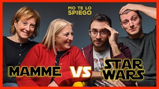 Spiego STAR WARS a mia MADRE in 5 minuti - Mo te lo Spiego⎮ Slim Dogs
