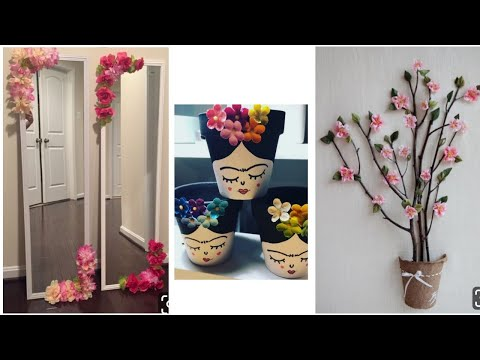 DIY Home decorating ideas 2019| easy room decorating ideas #homedecor
