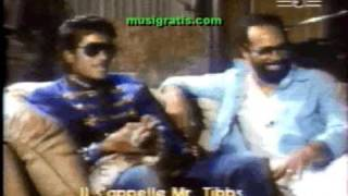 Interview #2 Michael Jackson & Quincy Jones 1983