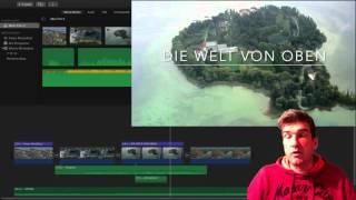 iMovie - Vom iPad zum Mac konvertieren und mehr