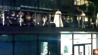 Central St Martins White Fashion Show Part 1 Thumbnail