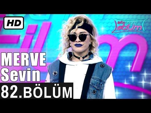 İşte Benim Stilim - Merve Sevin - 82. Bölüm 7. Sezon