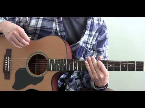 How to Play Bad Bad Leroy Brown on Guitar  L28