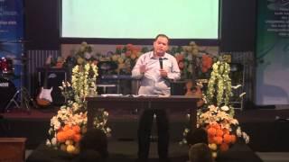 Iman Dan Keberanian, Khotbah Pdt. Frinatal Purba, MDC Malang