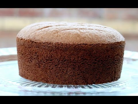 how-to-make-soft-chocolate-sponge-cake